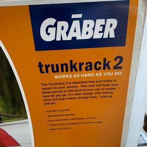 Graber Trunkrack 2 Other - Trunk-Rack